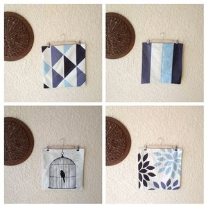 Pillow covers 17x17